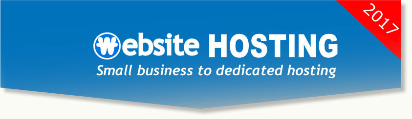 Small business website hosting prices