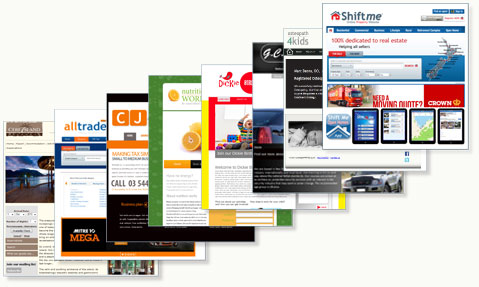 Website design, Bishop's Stortford, Hertfordshire and UK wide...